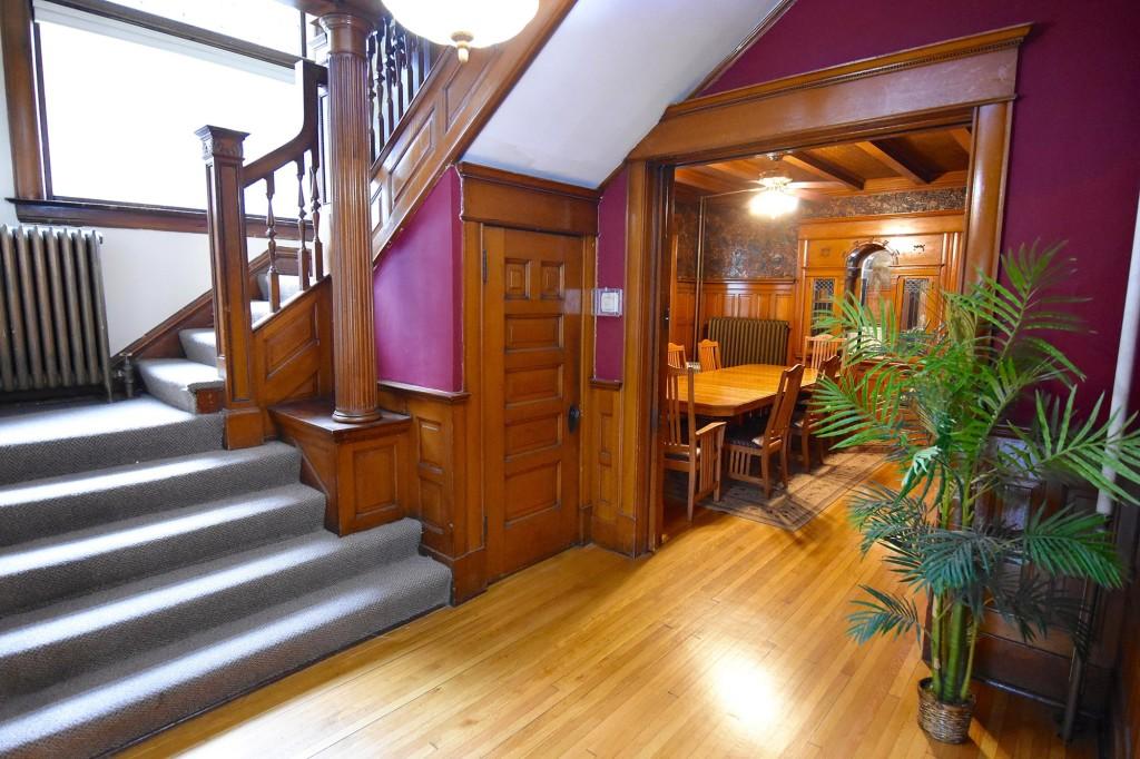 Men's Cornerstone Foyer